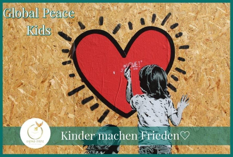 Kinder machen Frieden - Global peace Kids